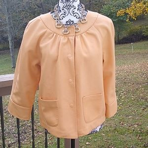 Ruby road size 12 yellow jacket